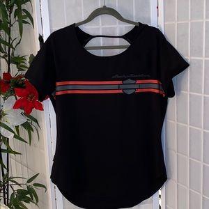 Ladies Harley Davidson Large Shirt